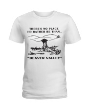 Beaver Valley Ladies T-Shirt thumbnail