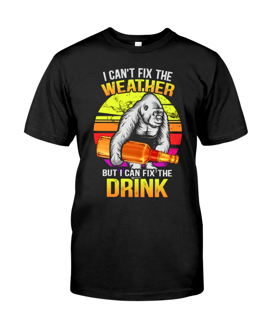 I can't fix the weather Classic T-Shirt