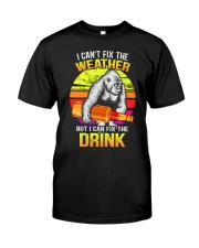 I can't fix the weather Classic T-Shirt thumbnail