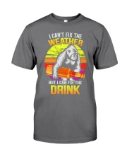 I can't fix the weather Premium Fit Mens Tee tile