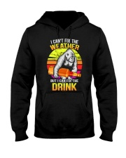 I can't fix the weather Hooded Sweatshirt tile