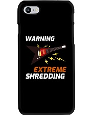 Warning Extreme Shredding Phone Case thumbnail