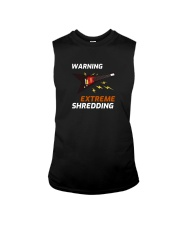 Warning Extreme Shredding Sleeveless Tee thumbnail