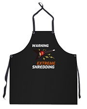 Warning Extreme Shredding Apron thumbnail