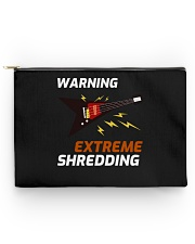 Warning Extreme Shredding Accessory Pouch - Large thumbnail