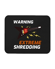 Warning Extreme Shredding Mousepad thumbnail