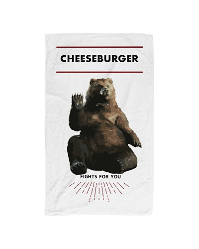 Cheeseburger Fights For You