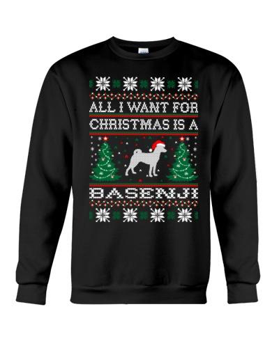 All I Want For Christmas Basenji