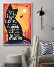 BLACK CATS ARE SEEN THE MOON 16x24 Poster lifestyle-poster-1