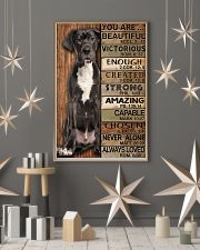 YOU ARE BEAUTIFUL GREAT DANE 11x17 Poster lifestyle-holiday-poster-1