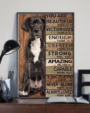 YOU ARE BEAUTIFUL GREAT DANE 11x17 Poster lifestyle-poster-2