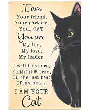I AM YOUR CAT 16x24 Poster front