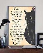 I AM YOUR CAT 16x24 Poster lifestyle-poster-2