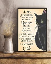 I AM YOUR CAT 16x24 Poster lifestyle-poster-3