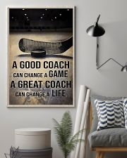 A GOOD COACH CAN CHANGE A GAME 11x17 Poster lifestyle-poster-1