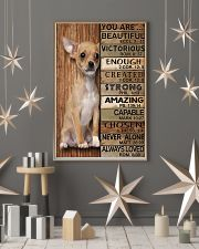 YOU ARE BEAUTIFUL CHIHUAHUA 11x17 Poster lifestyle-holiday-poster-1