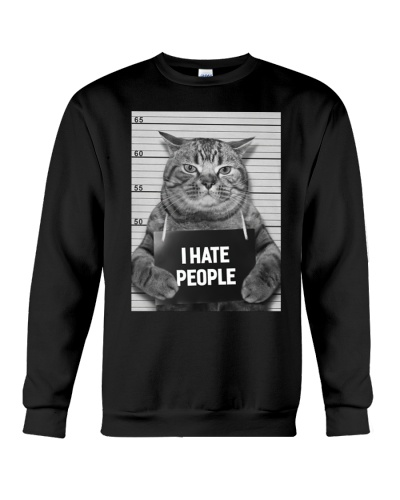 Cat I Hate People