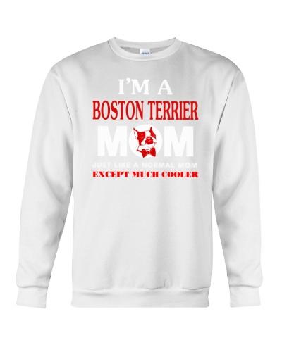 I'm A Boston Terrier Mom