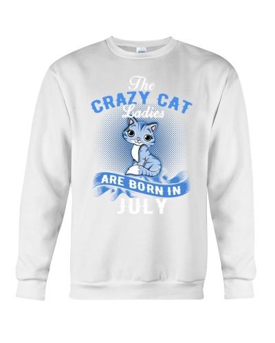 Crazy Cat Lady  July