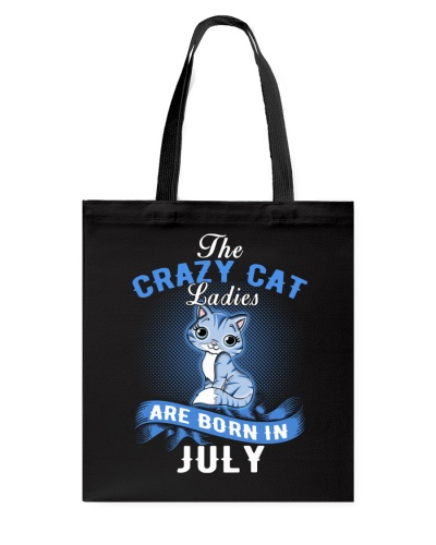 Crazy Cat Lady  July