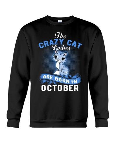 Crazy Cat Lady October