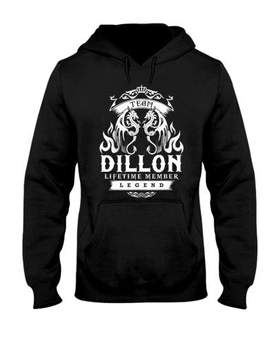 DILLON Name - Lifetime Member Legend