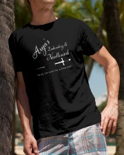 Arya's Needlework Classic T-Shirt lifestyle-mens-crewneck-front-10
