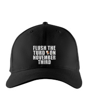 Flush the turd Embroidered Hat thumbnail