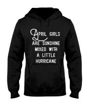 APRIL GIRLS APRIL GIRLS APRIL GIRLS APRIL APRIL Hooded Sweatshirt thumbnail