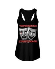 Yordreem Creations Blood Tear Ladies Flowy Tank thumbnail