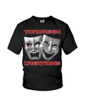 Yordreem Creations Blood Tear Youth T-Shirt thumbnail