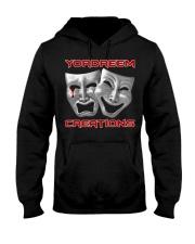 Yordreem Creations Blood Tear Hooded Sweatshirt thumbnail