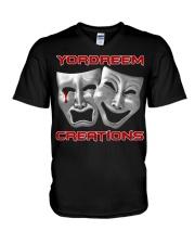 Yordreem Creations Blood Tear V-Neck T-Shirt thumbnail