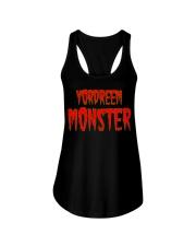 Yordreem Monster Ladies Flowy Tank thumbnail