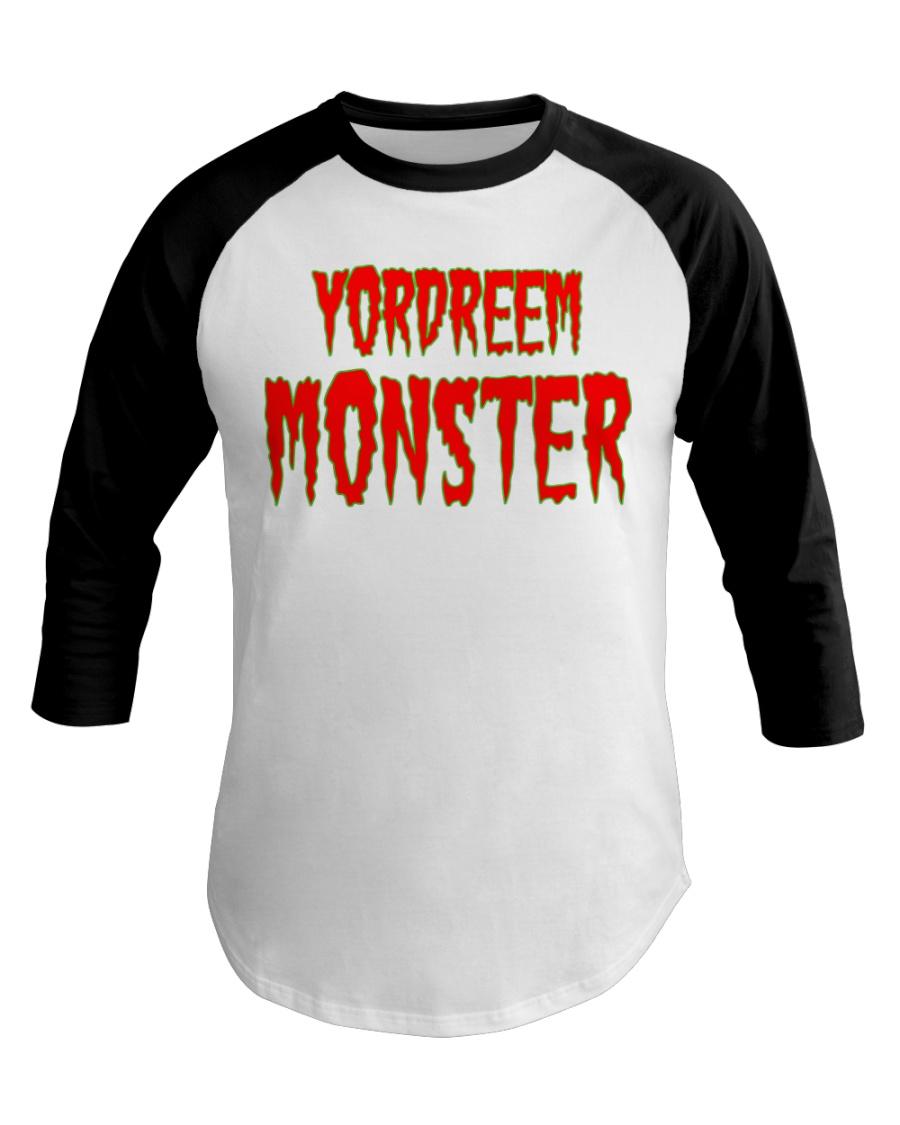 Yordreem Monster Baseball Tee