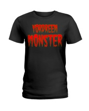 Yordreem Monster Ladies T-Shirt thumbnail