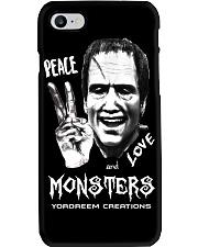 Yordreem Blakenstein PEACE LOVE AND MONSTERS Phone Case thumbnail