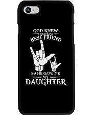 ASL  -  My Daughter Best Friend Phone Case thumbnail