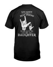 ASL  -  My Daughter Best Friend Classic T-Shirt thumbnail