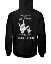 ASL  -  My Daughter Best Friend Hooded Sweatshirt thumbnail