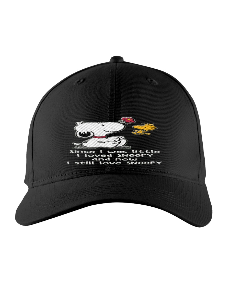 ISTILL LOVE SNOOPY Embroidered Hat