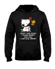 I STILL LOVE SNOOPY Hooded Sweatshirt tile