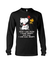 I STILL LOVE SNOOPY Long Sleeve Tee tile