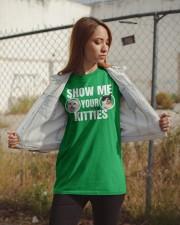 We love kitties Classic T-Shirt apparel-classic-tshirt-lifestyle-07