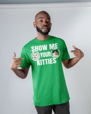 We love kitties Classic T-Shirt apparel-classic-tshirt-lifestyle-front-32