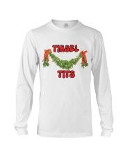 MERRY CHRISTMAS  Long Sleeve Tee thumbnail
