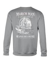 BOOM -  MAN 3 Crewneck Sweatshirt thumbnail