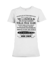 tolle Frau 03 Premium Fit Ladies Tee thumbnail