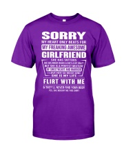 GIRLFRIEND - TT Classic T-Shirt tile