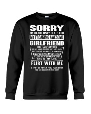 GIRLFRIEND - TT Crewneck Sweatshirt tile